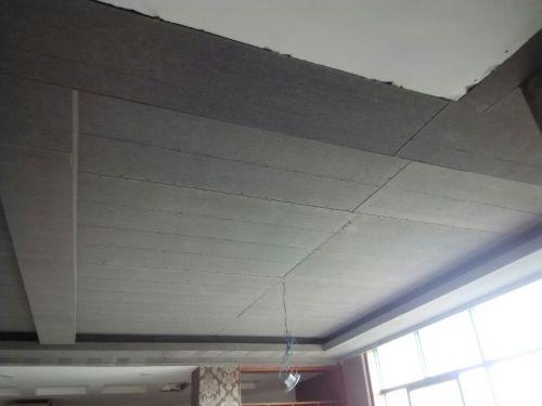 水泥板做家装吊顶
