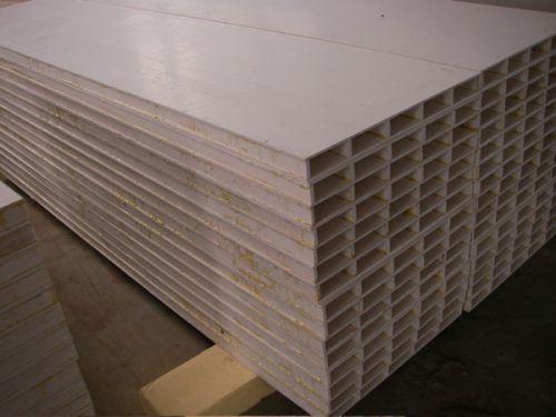 玻镁复合防火排烟管道板