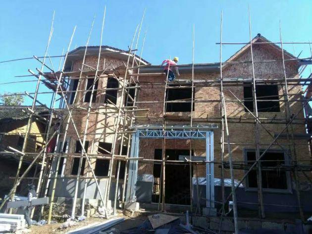 轻钢房屋使用案例4