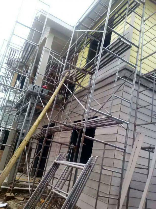 轻钢房屋使用案例2