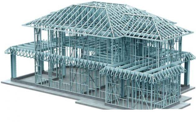 轻钢房屋性能